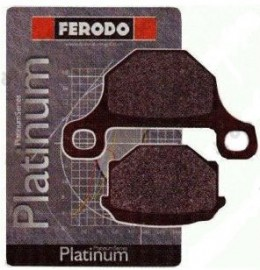 Ferodo Brake Pads - R1200GS/GSA - Rear